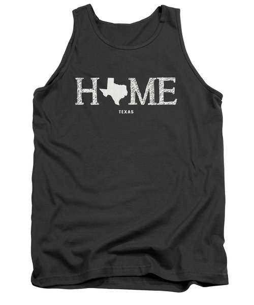 Tx Home Tank Top by Nancy Ingersoll