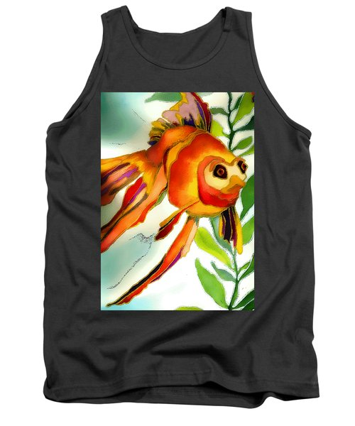 Underwater Fish Tank Top by Lyn Chambers