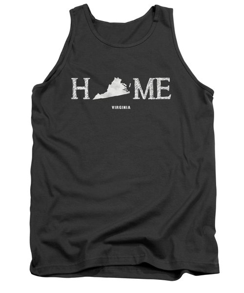 Va Home Tank Top by Nancy Ingersoll