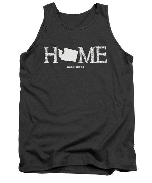 Wa Home Tank Top by Nancy Ingersoll