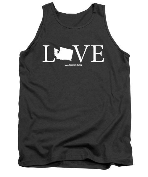 Wa Love Tank Top by Nancy Ingersoll
