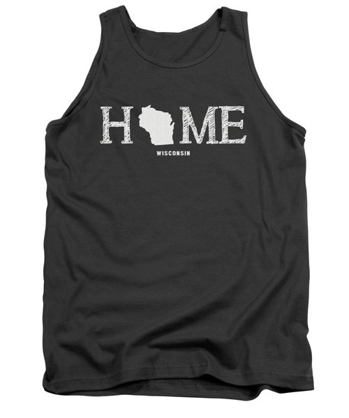 Wi Home Tank Top by Nancy Ingersoll