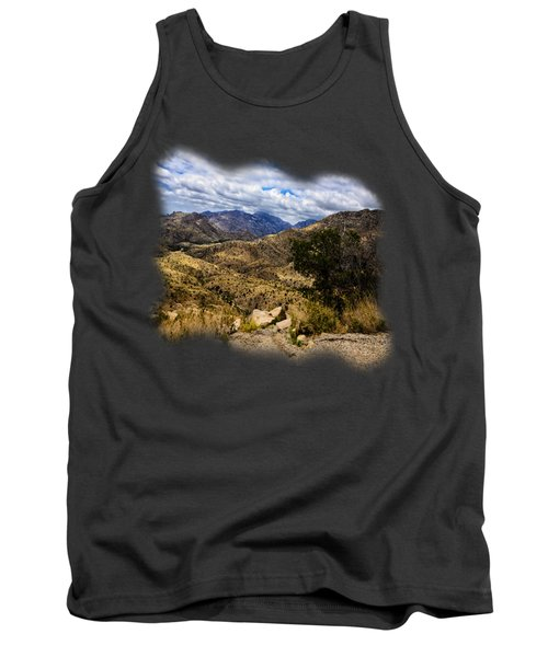 Windy Point No.15 Tank Top by Mark Myhaver