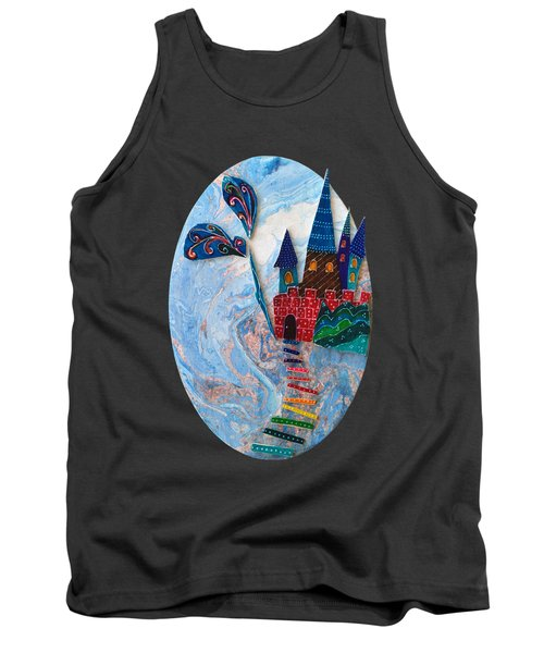 Wuthering Heights Tank Top by Aqualia