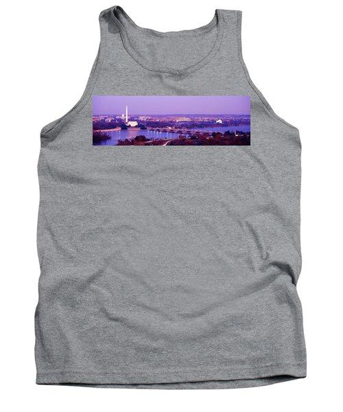 Washington Dc Tank Top by Panoramic Images