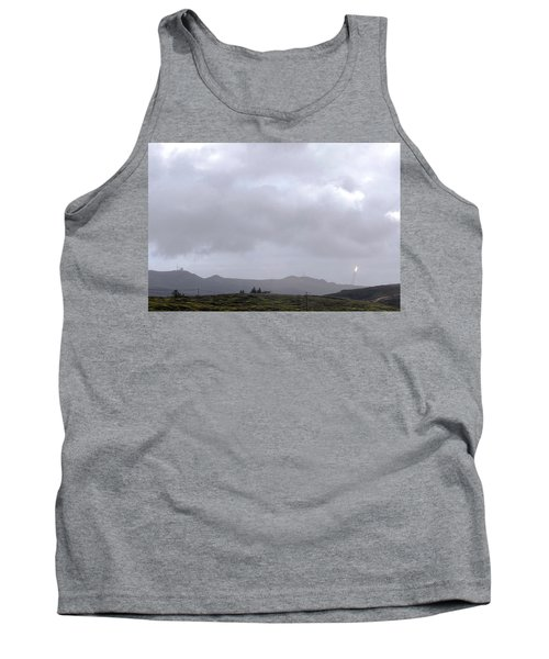 Tank Top featuring the photograph Minotaur Iv Lite Launch by Science Source