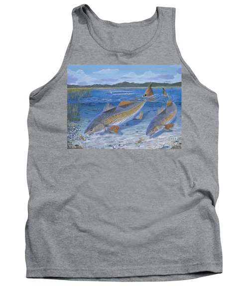 Red Creek In0010 Tank Top by Carey Chen