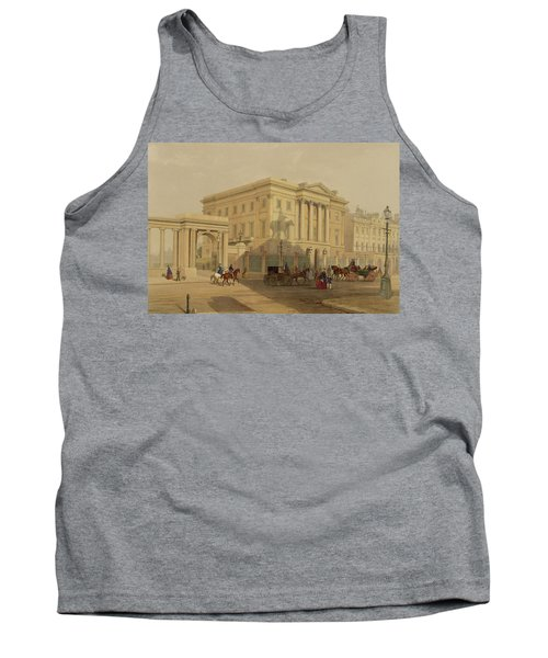 The Exterior Of Apsley House, 1853 Tank Top by English School