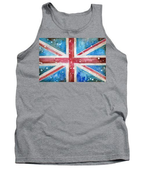 Union Jack Tank Top by Sean Parnell