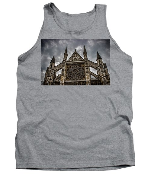 Westminster Abbey Tank Top by Martin Newman