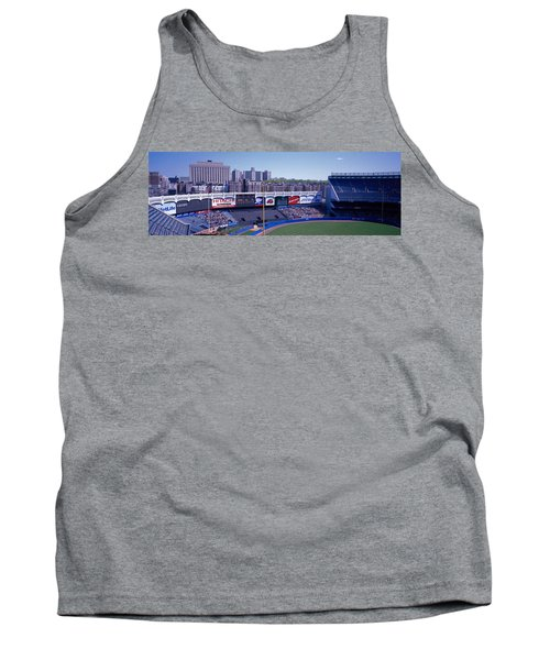 Yankee Stadium Ny Usa Tank Top by Panoramic Images