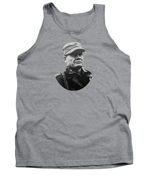 Chesty Puller Tank Top by War Is Hell Store