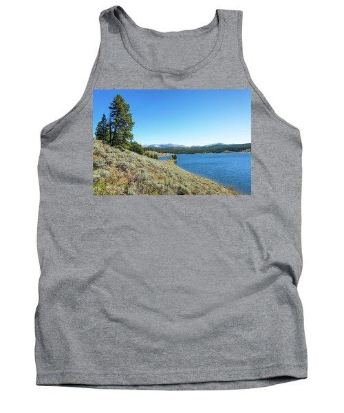 Meadowlark Lake View Tank Top by Jess Kraft