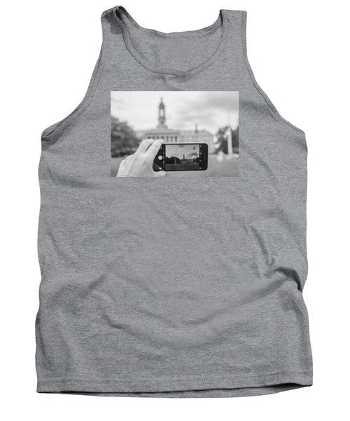 Old Main Penn State  Tank Top by John McGraw