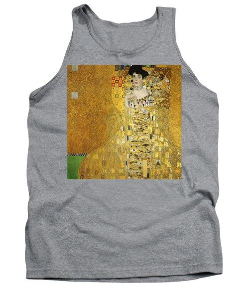 Portrait Of Adele Bloch-bauer I Tank Top by Gustav Klimt