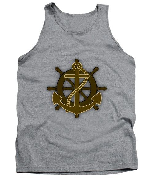 Nautical Collection Tank Top by Marvin Blaine