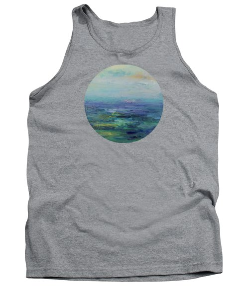 A Place For Peace Tank Top by Mary Wolf