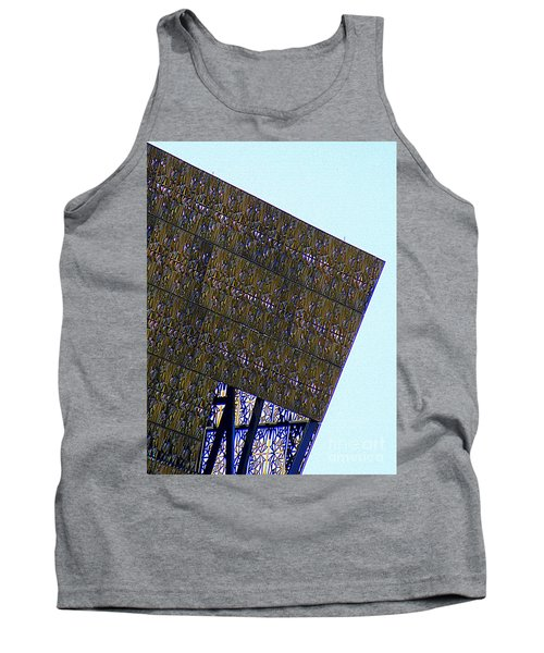 African American History And Culture 4 Tank Top by Randall Weidner