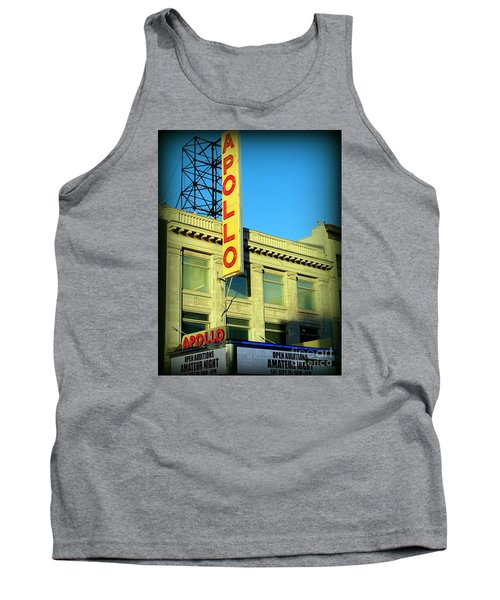 Apollo Vignette Tank Top by Ed Weidman