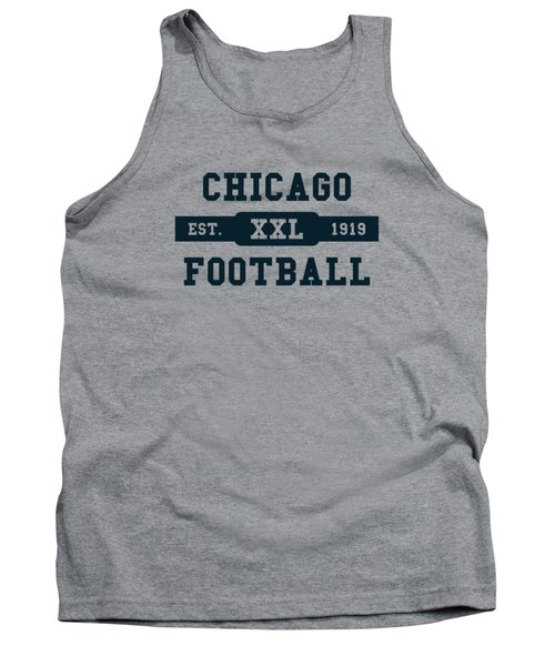 Bears Retro Shirt Tank Top by Joe Hamilton