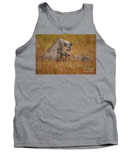 Best Of Friends Tank Top by Stephen Smith