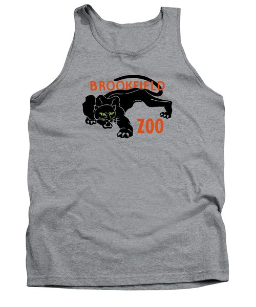 Brookfield Zoo Wpa Tank Top by War Is Hell Store