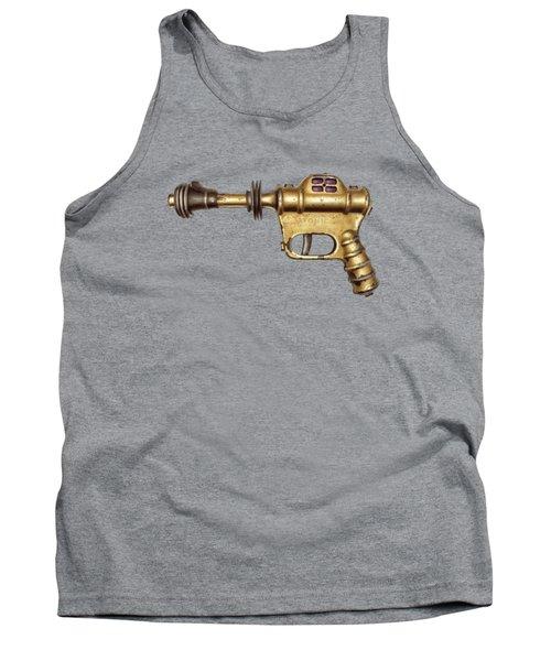 Buck Rogers Ray Gun Tank Top by YoPedro