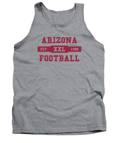 Cardinals Retro Shirt Tank Top by Joe Hamilton