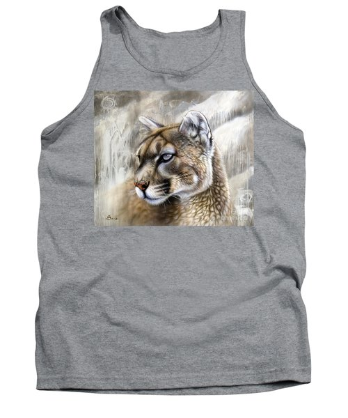 Catamount Tank Top by Sandi Baker