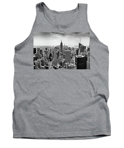 Classic New York  Tank Top by Az Jackson
