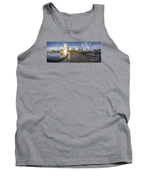 Cleveland Panorama Tank Top by James Dean