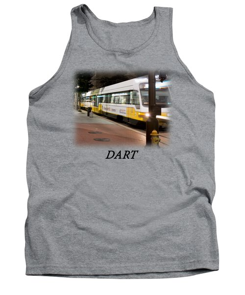Dart V2 T-shirt Tank Top by Rospotte Photography