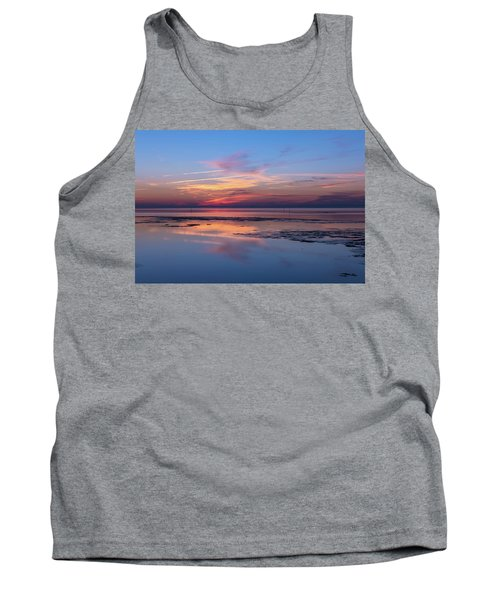 Tank Top featuring the photograph Draw The Line by Thierry Bouriat