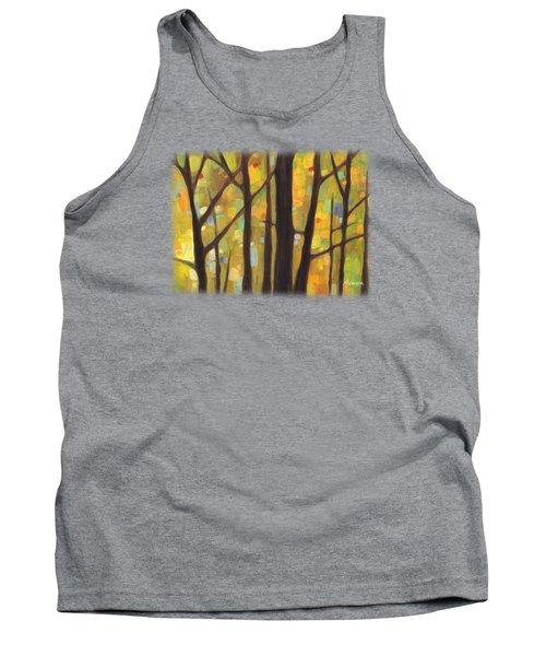 Dreaming Trees 1 Tank Top by Hailey E Herrera