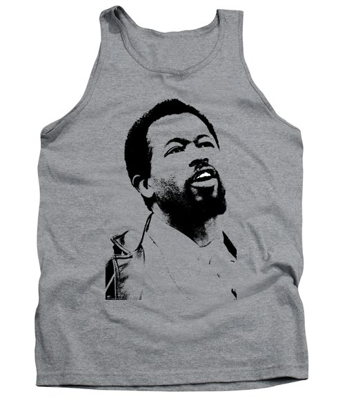 Eldridge Cleaver Tank Top by Otis Porritt