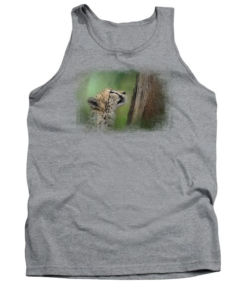 Facing Challenges Tank Top by Jai Johnson