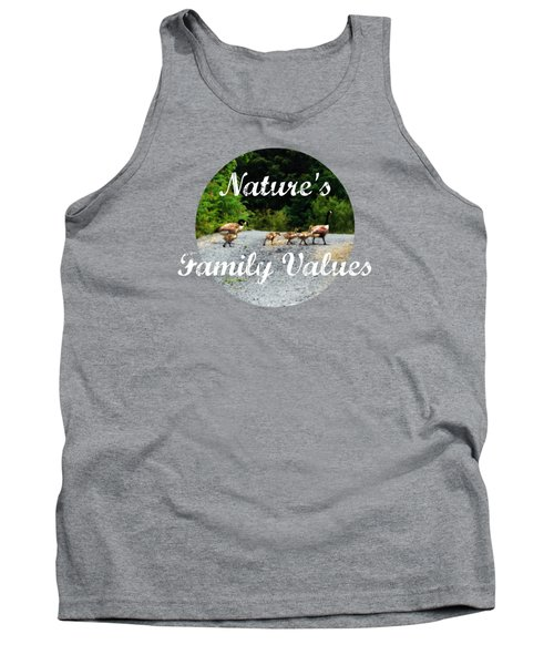 Goose Family Tank Top by Anita Faye