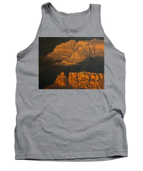 Grand Canyon Meditation Tank Top by Jim Thomas