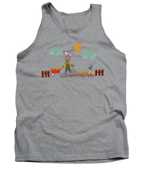 Harvest Time Tank Top by Kathrin Legg