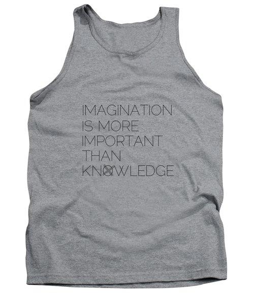 Imagination Tank Top by Melanie Viola