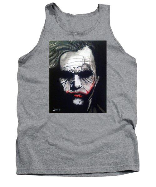 Joker Tank Top by John Svedese