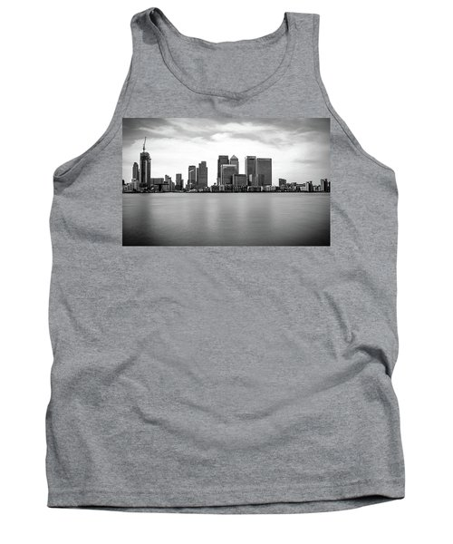 London Docklands Tank Top by Martin Newman