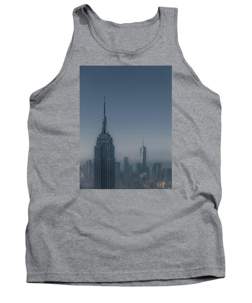 Morning In New York Tank Top by Chris Fletcher