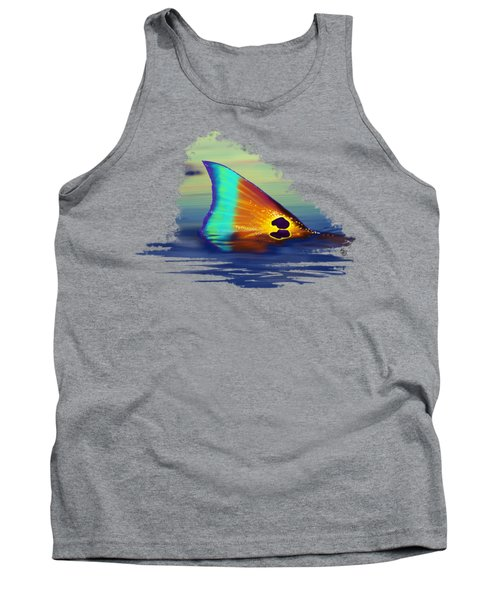 Morning Stroll Tank Top by Kevin Putman