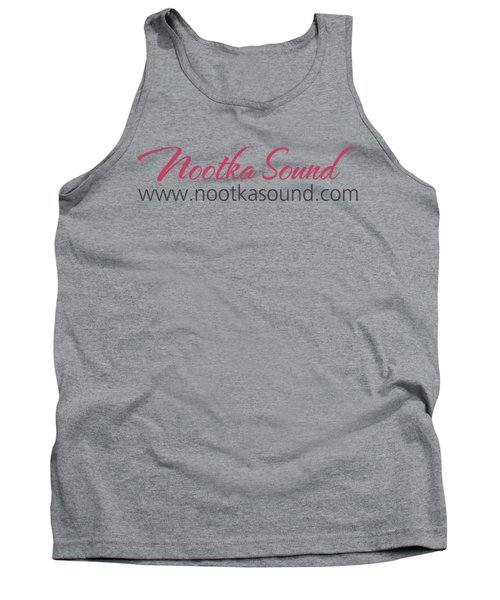 Nootka Sound Logo #13 Tank Top by Nootka Sound
