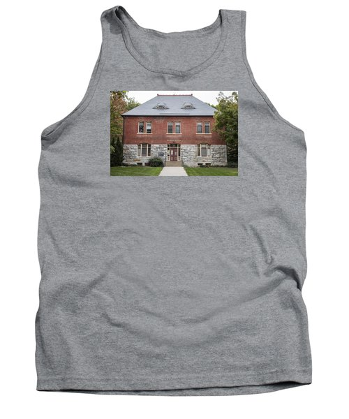 Old Botany Building Penn State  Tank Top by John McGraw