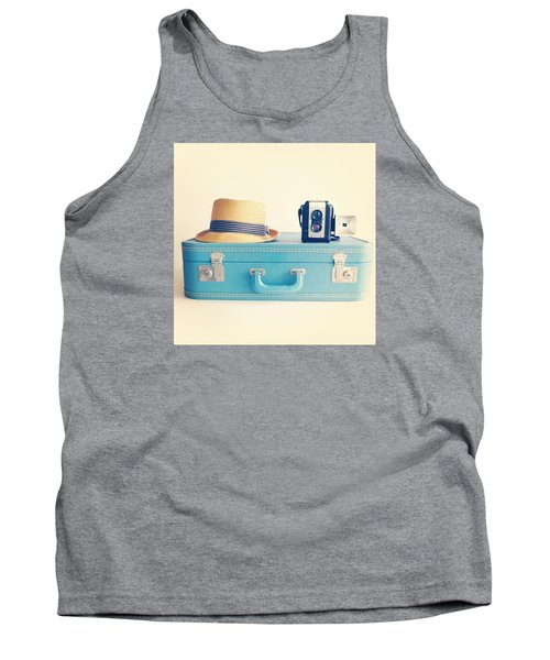 On The Road Tank Top by Colleen VT