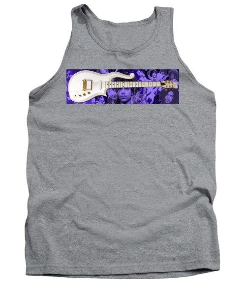 Purple Reign Tank Top by Daniel Rojas