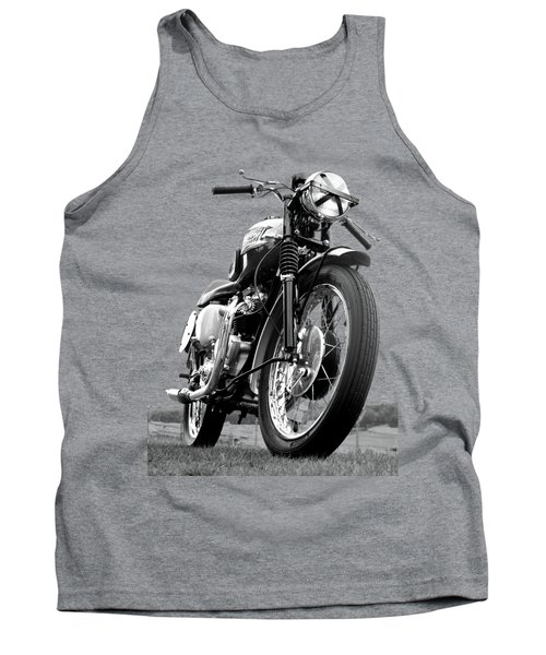 Race Day Tank Top by Mark Rogan