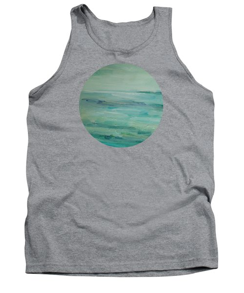 Sea Glass Tank Top by Mary Wolf